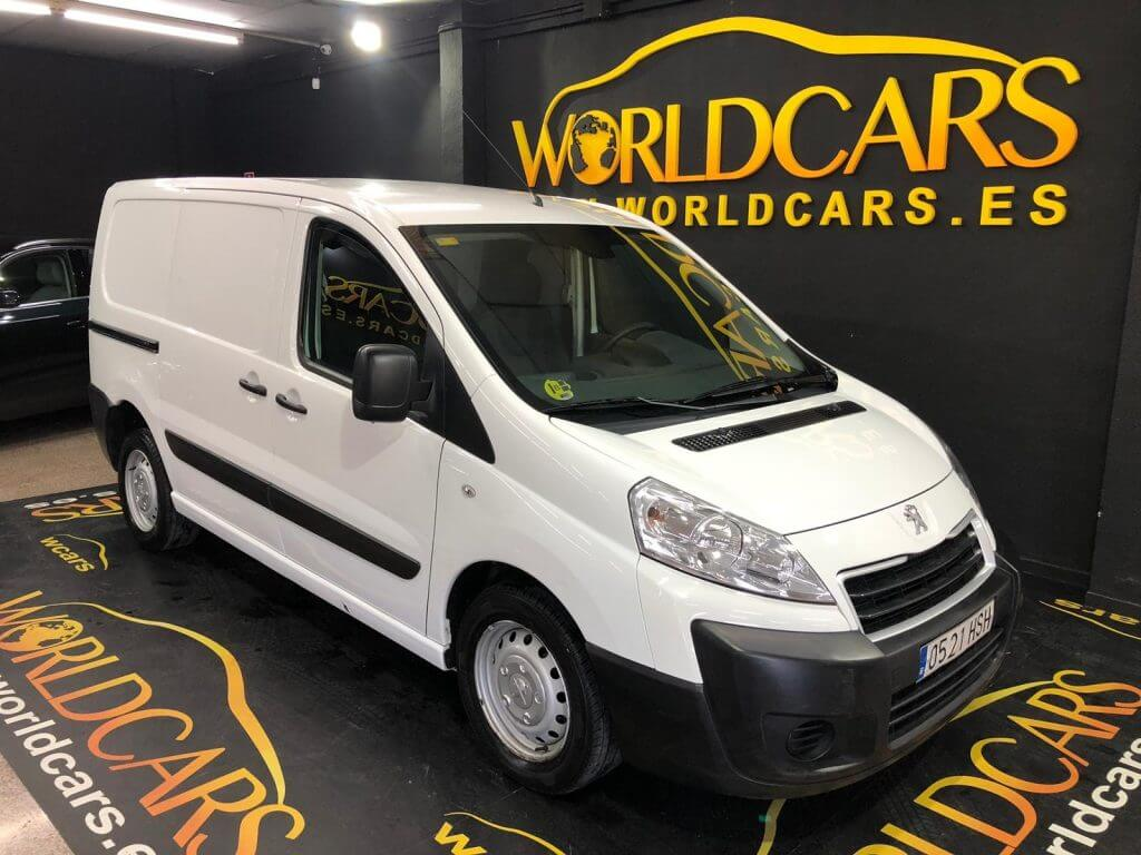 Oferta furgonetas de ocasión Peugeot Expert