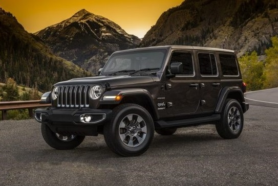 Jeep Wrangler Unlimited Worldcars