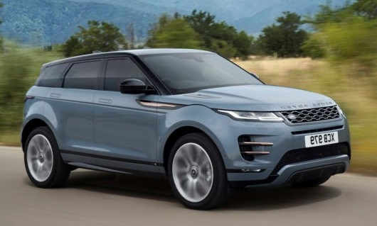 Land Rover Range Rover Evoque Worldcars
