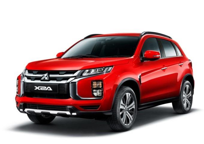 Mitsubishi ASX Worldcars