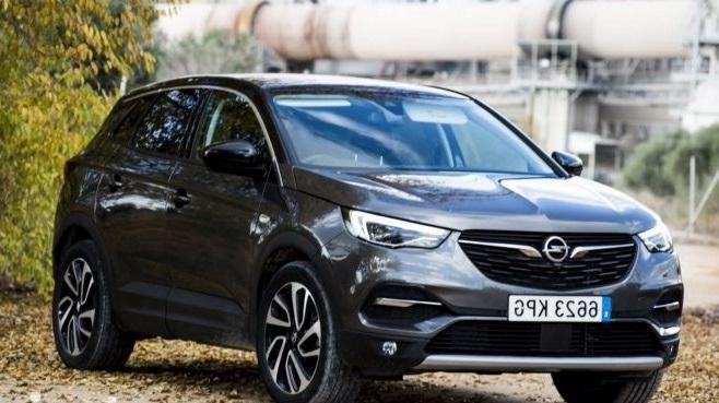 Opel Grandland X Worldcars