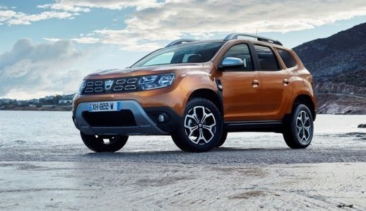 Dacia Duster worldcars