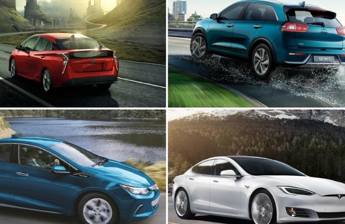 guia de compra 2020 de los mejores coches hibridos