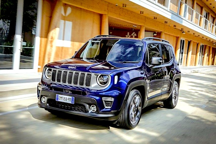 Jeep Renegade Worldcars