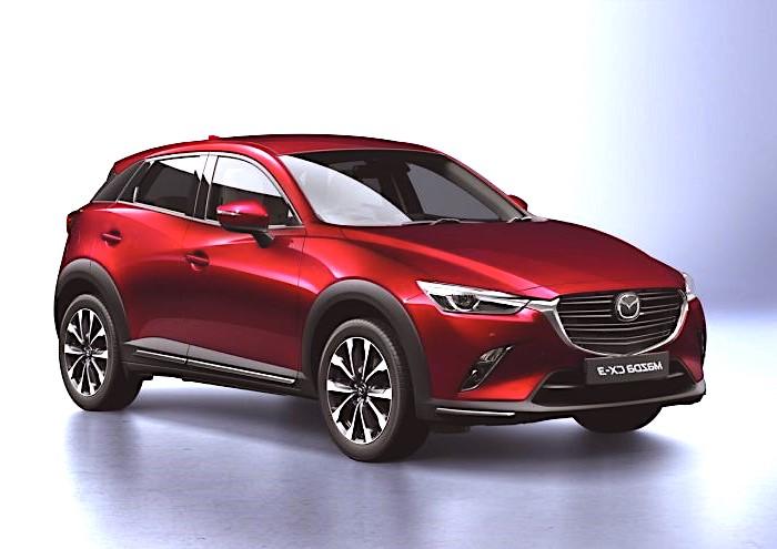 Mazda CX-3 Worldcars