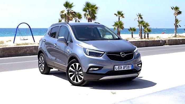 Opel Mokka X Worldcars