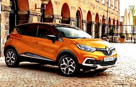Renault Captur Worldcars