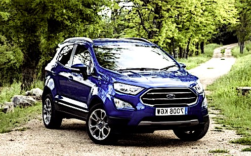 Ford Ecosport worldcars