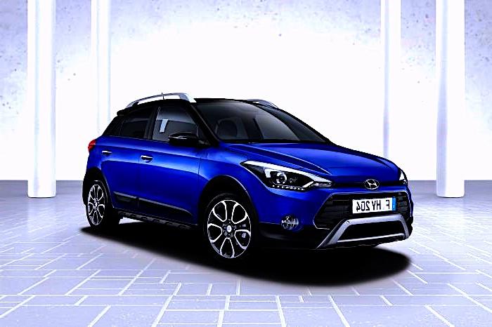 Hyundai i20 Active Worldcars